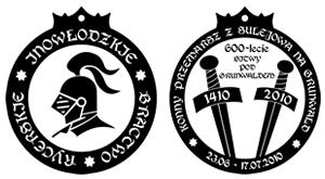 Medalion dla Inowłodzkiego Bractwa Rycerskiego