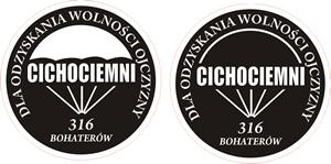 "Medalion ""Cichociemni"" - projekt"