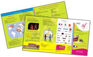 AF - folder reklamowy
