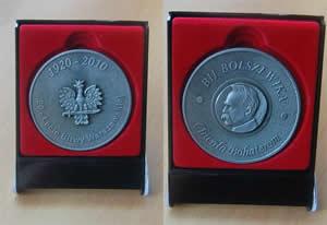 Medal - 90 Lecie Bitwy Warszawskiej